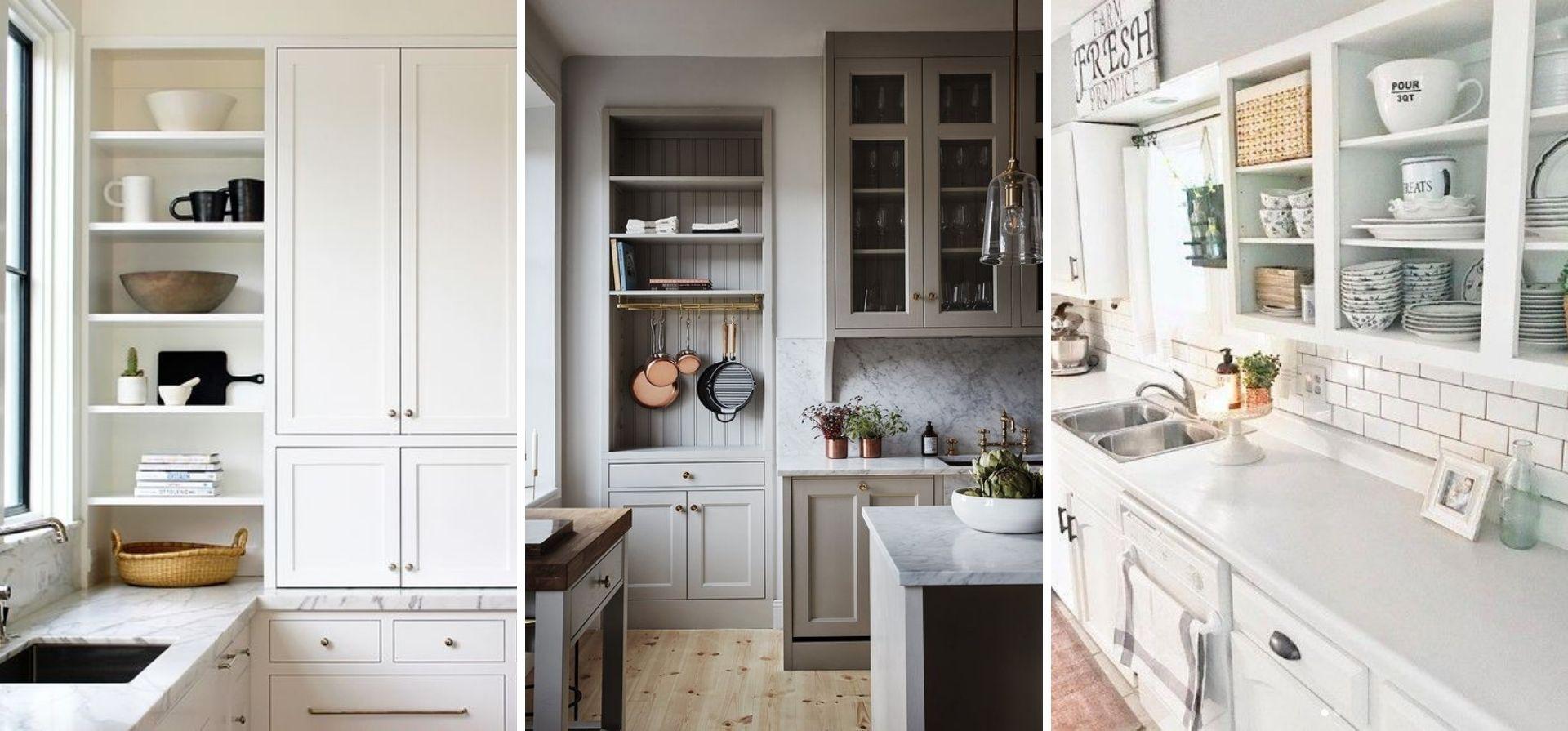 transformer armoire cuisine enlever porte