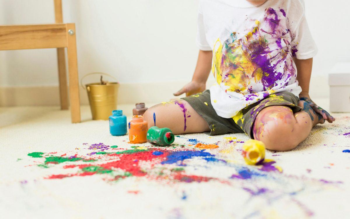 9 gaffes d'enfants et nos trucs pour les nettoyer