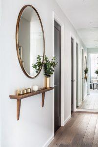 miroir dore hall dentree