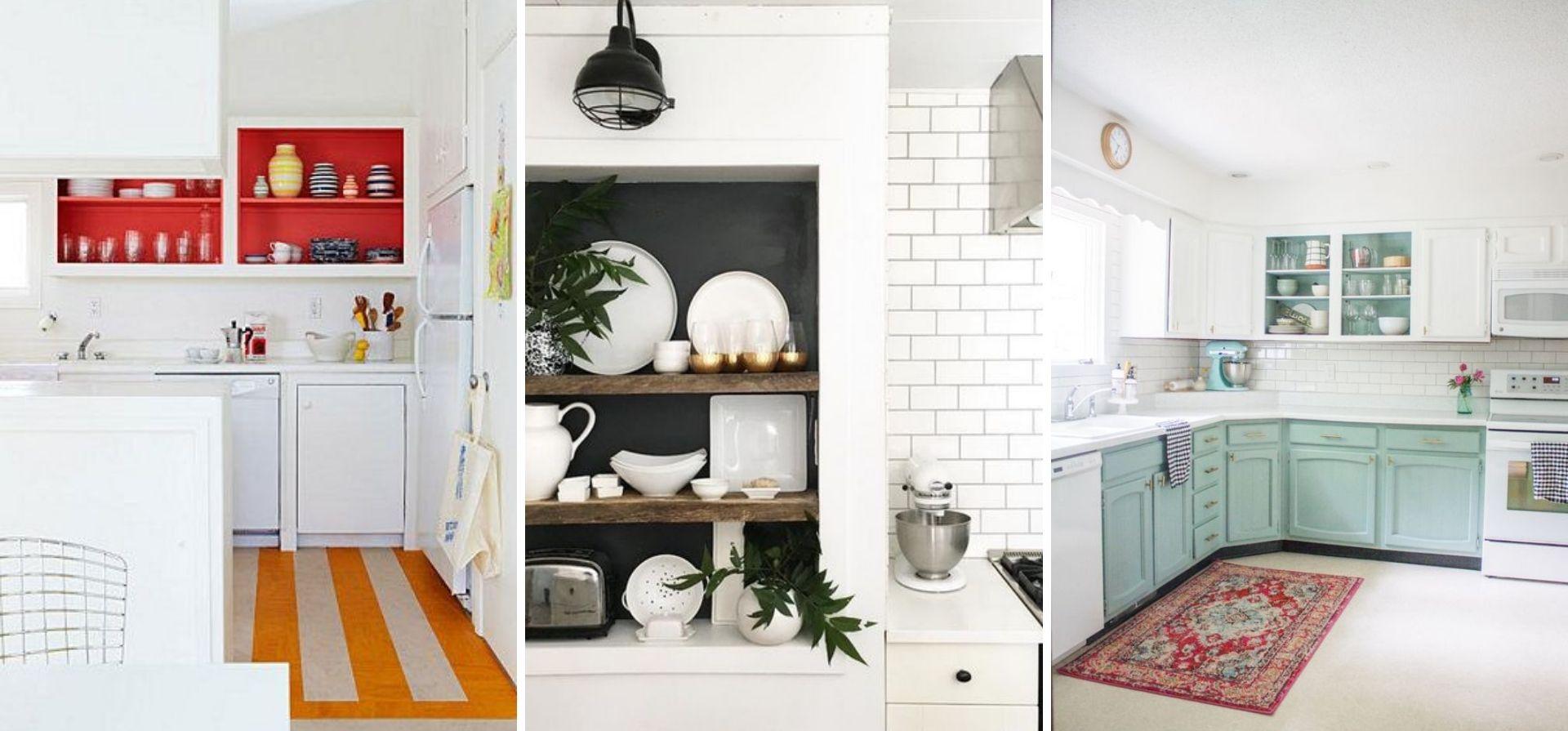 peinturer fond armoire cuisine