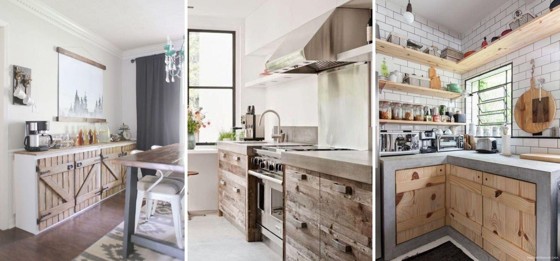 planche de bois transformation armoires cuisine