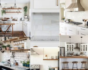 10 dosserets de cuisine pour transformer votre décor