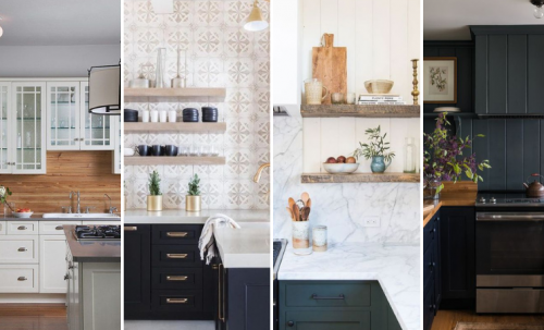 10 dosserets de cuisine pour transformer complètement votre décor