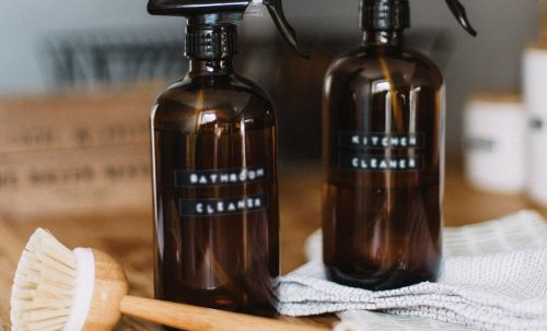 Ménage écologique :  10 recettes de produits nettoyants maison