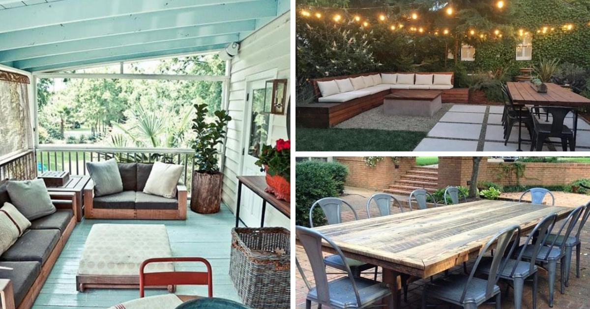 patio mobilier