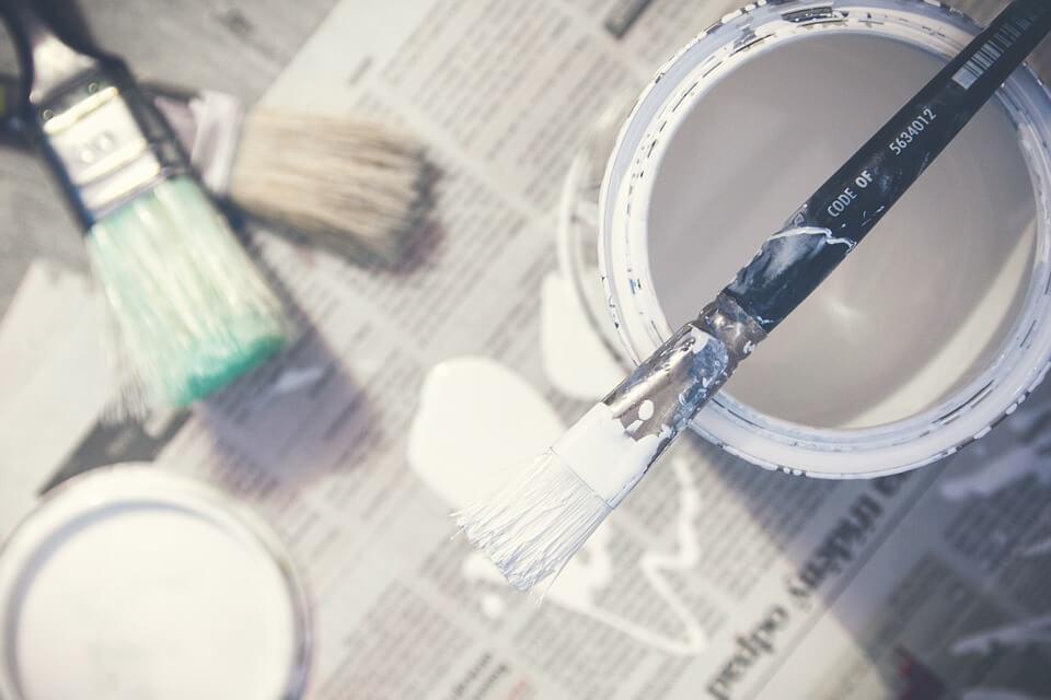 5 Items De Peinture A Ne Pas Jeter A La Poubelle