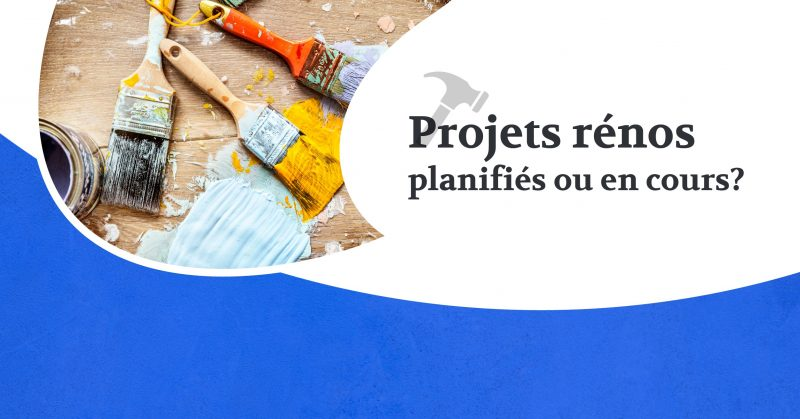 Projet rénovation : nos trucs pour conserver vos outils de peinture