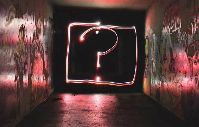 Questions peinture
