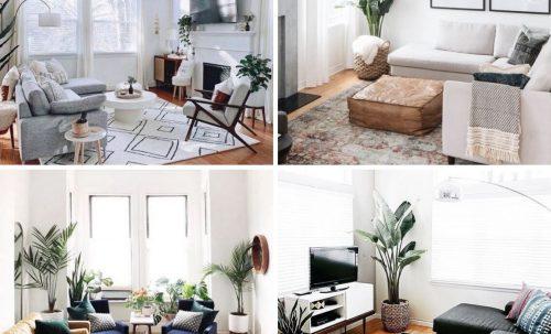 Décoration salon : 13 astuces pour aménager le parfait petit salon!