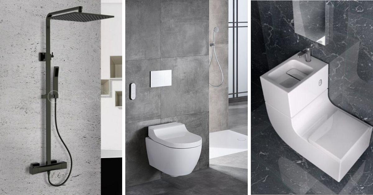 bidet et lavabo salle de bain ecolo