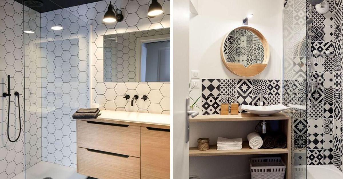 douche ceramique petite salle de bain