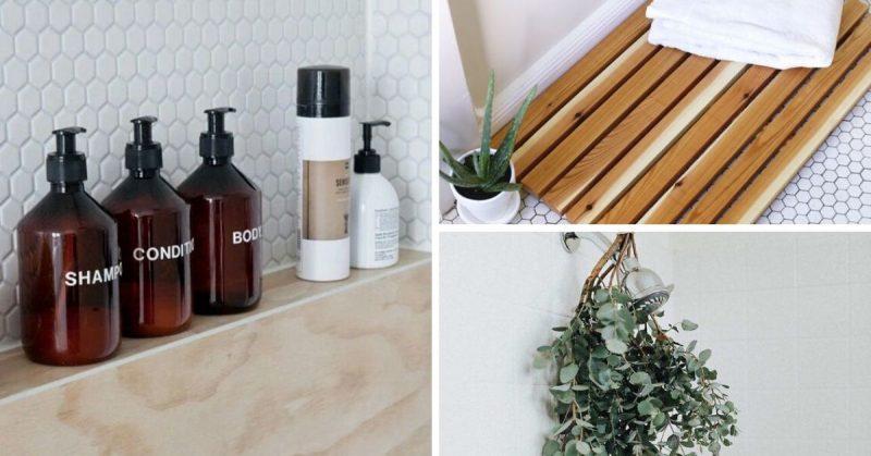 rendre sa salle de bain ecologique
