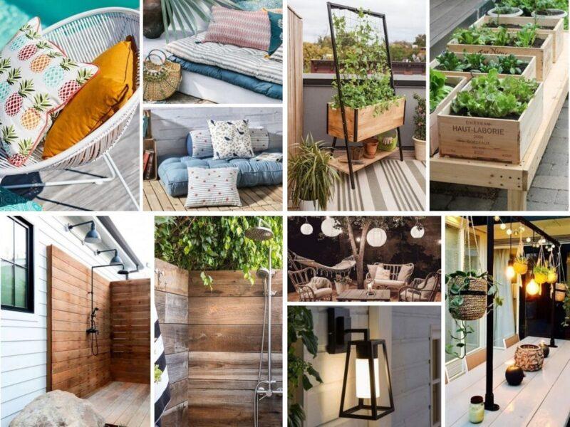 Aménagement terrasse et véranda: 15 secrets pour créer un petit coin de paradis