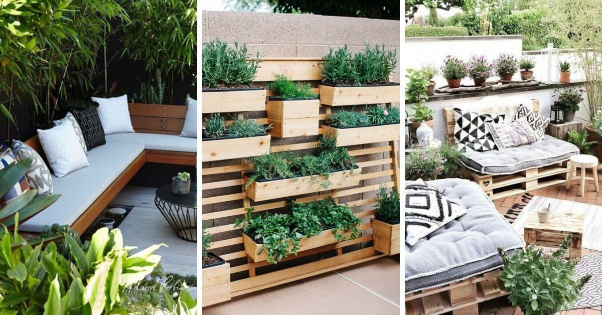 verdure pour deco terrasse