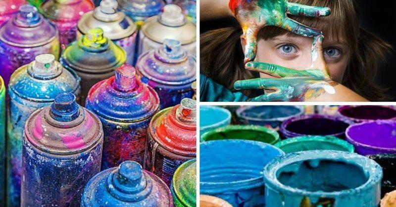recuperation et recyclage de la peinture