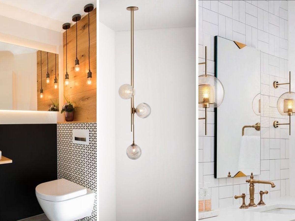 eclairage salle d eau et wc