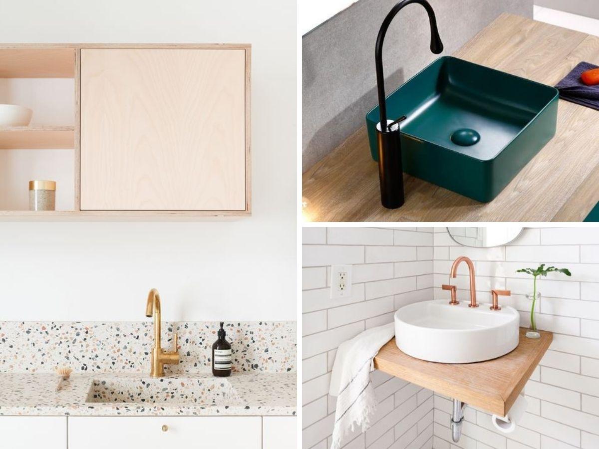meuble lavabo pour salle d'eau