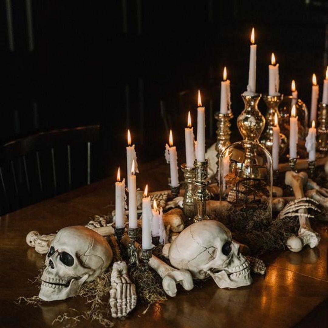 orta masa cadılar bayramı
