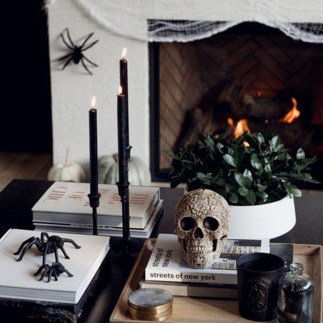 petite deco halloween