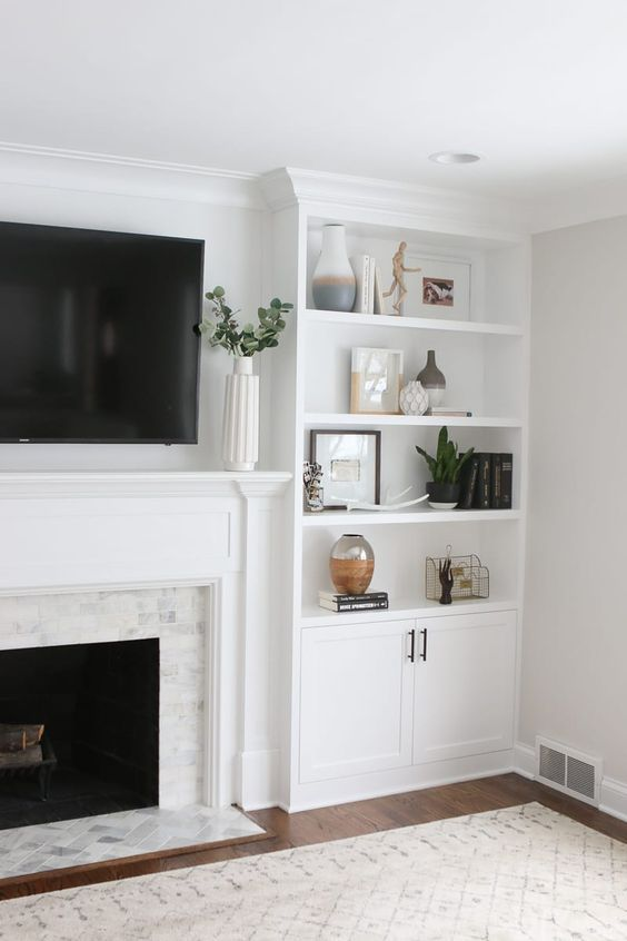 meuble sur mesure pour television