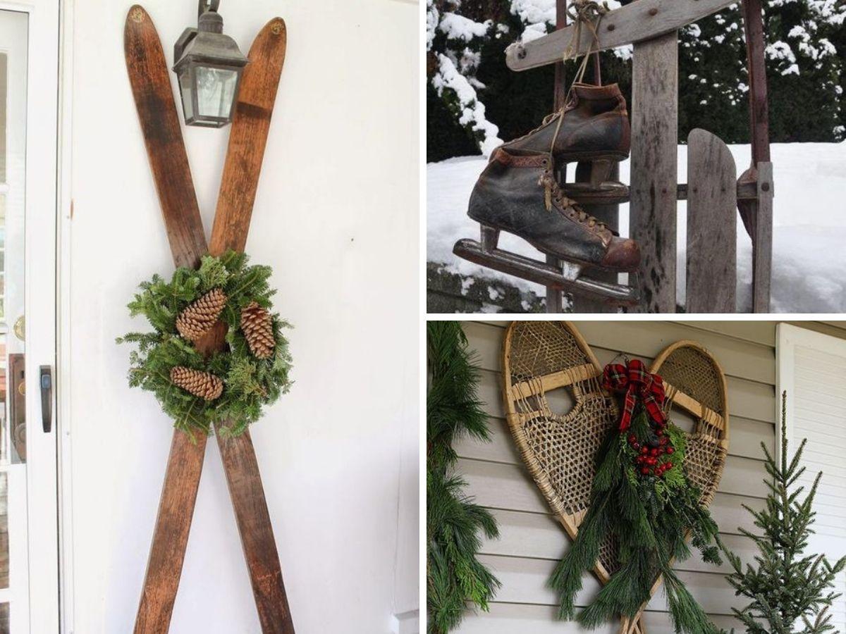decorations exterieures de noel