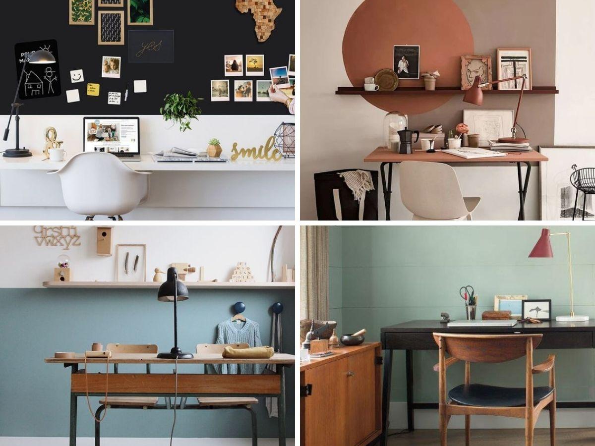 nadahnjujuće boje za uredski prostor