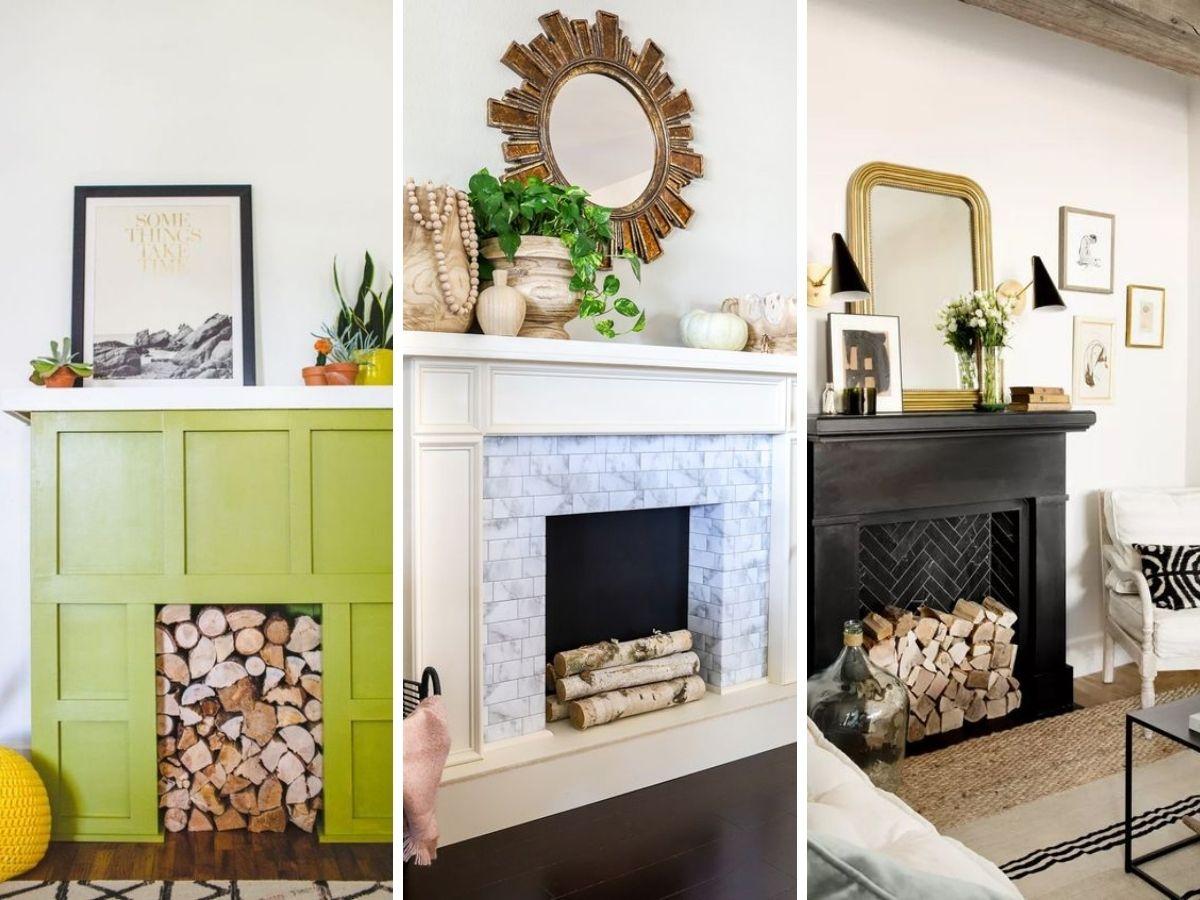buches decoratives foyer