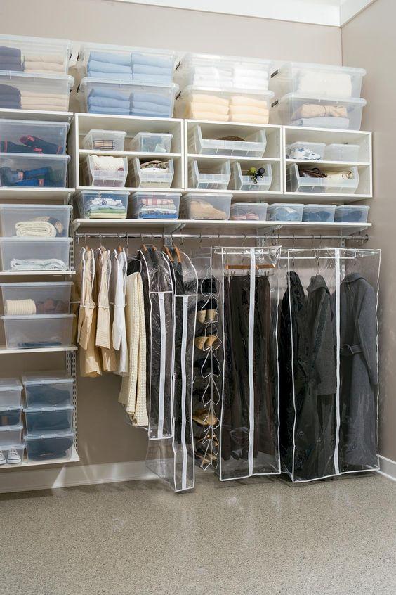 stup za odlaganje odjeće