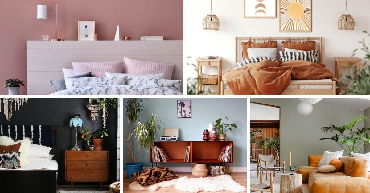 couleur deco mid century modern