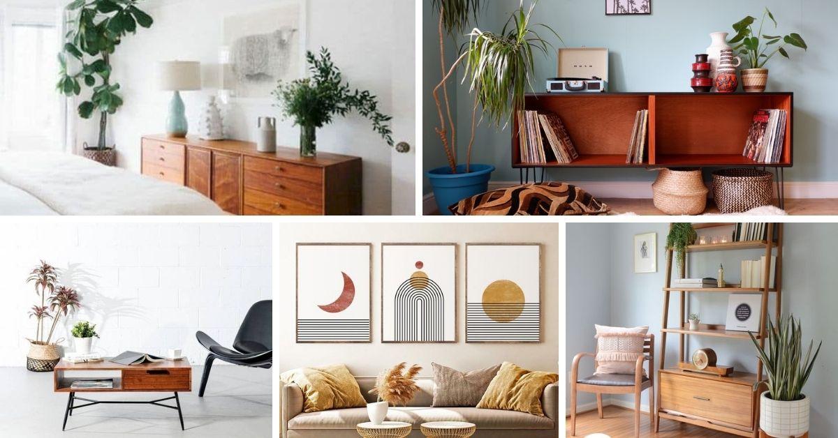 design mid century modern