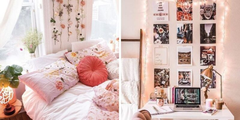 Deco chambre aesthetic fille